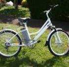6 Speed Geared Unisex 250w Electric Bike